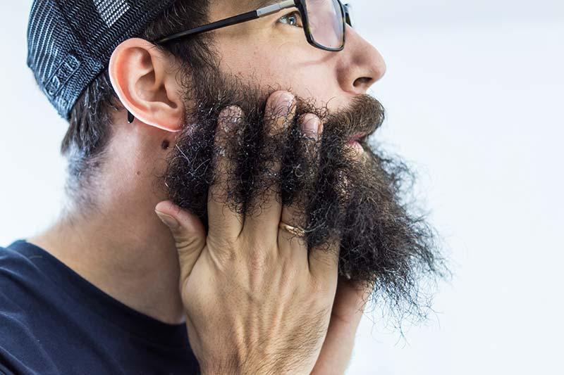 Bartpflege Tipps mit Bartöl
