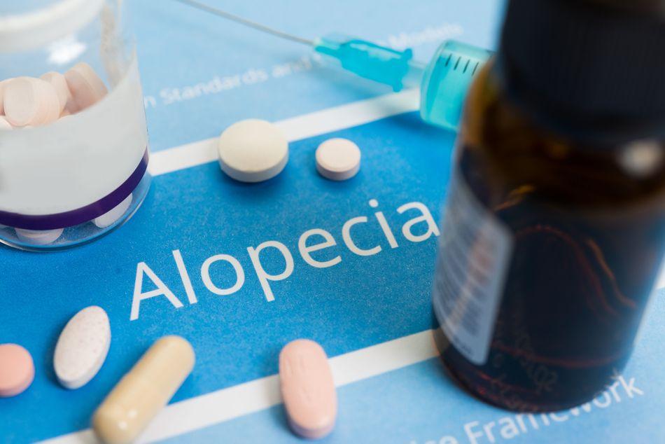 Alopezie - Haarausfall bei Männern