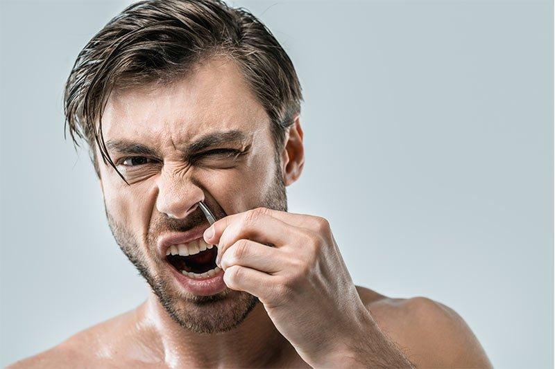 Nasenhaare entfernen Nasenhaartrimmer kaufen