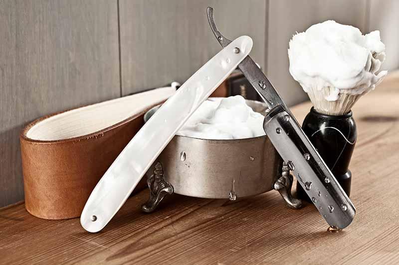 Rasiermesser für Männer