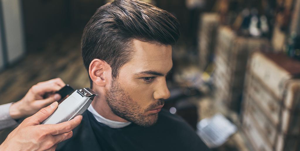 Haarschneider mit Ausdünnfunktion