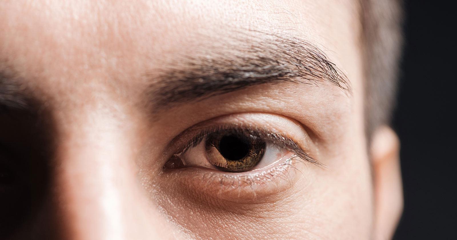 Augenbrauenrasierer Männer