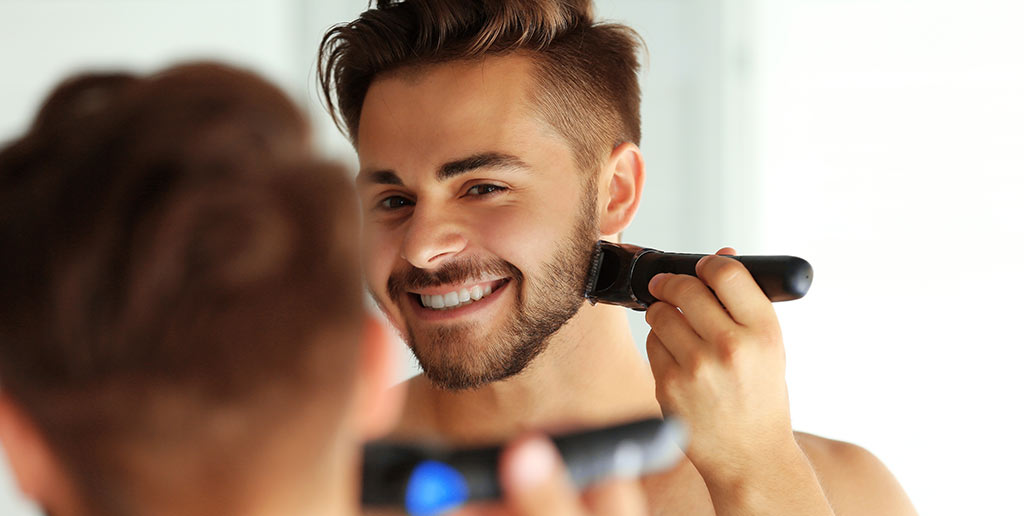 Rasierer fürs Gesicht